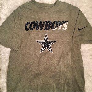 Nike Dallas Cowboys Dri-fit Tee